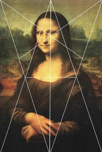 golden ratio da vinci mona lisa